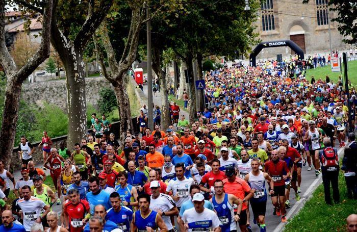 La mezza maratona del 2015