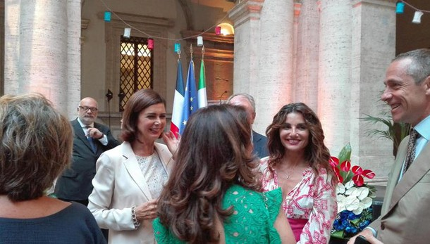 Boldrini telefona a presidente Bartolone