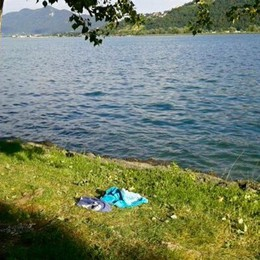 Malore mentre è in acqua a Sarnico Un 40enne è in gravi condizioni