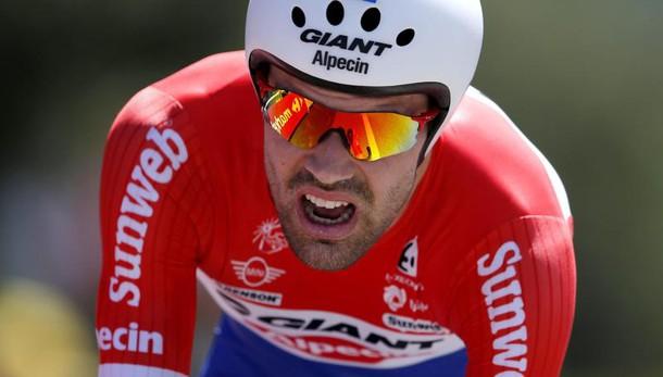 Tour: Dumoulin vince la 13/a tappa