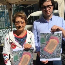 Minoranze contro la variante dello stadio: danneggia la città e la priva di parcheggi
