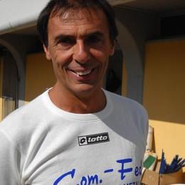 «Ciao Dico, il tuo sorriso ci mancherà» L'addio del calcio orobico a Di Costanzo