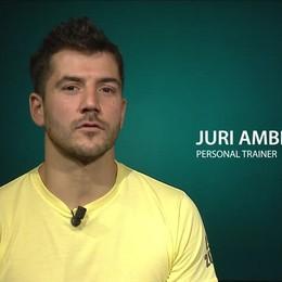 Coach Juri, mens sana in corpore sano «Il mio sogno? Un atleta alle Olimpiadi»