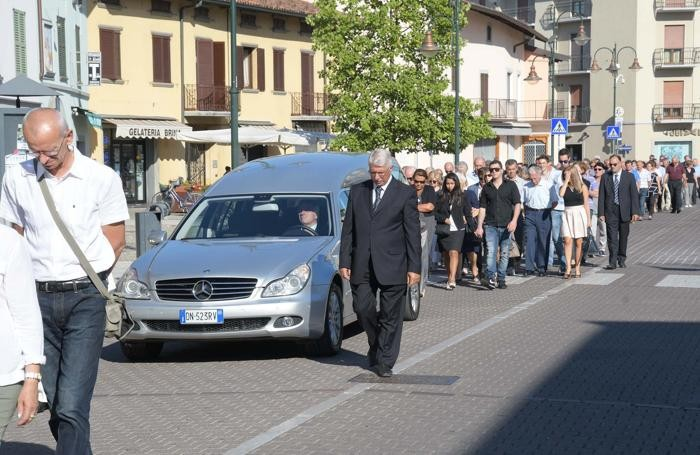 I funerali di Michele Corsini