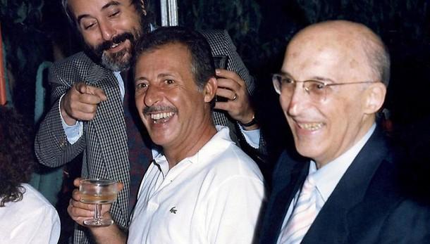 Borsellino: Italia ricorda magistrato