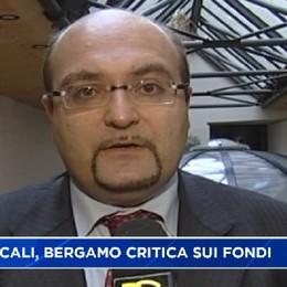 Fondi agli Enti locali, Bergamo critica le scelte parlamentari