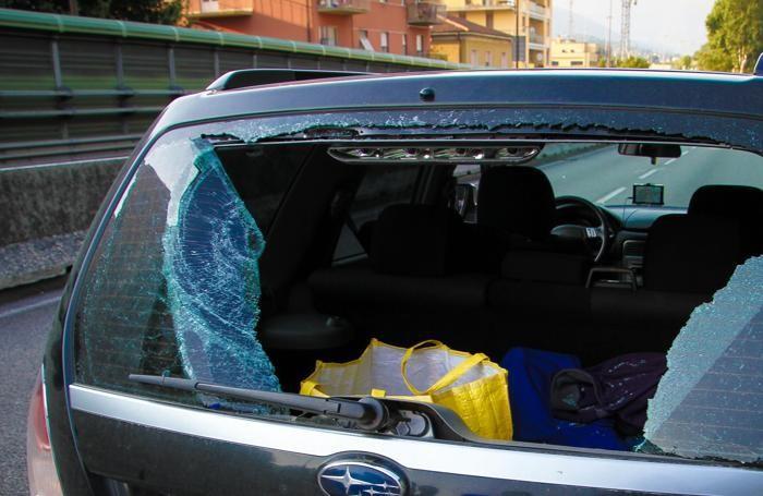 I danni all'auto