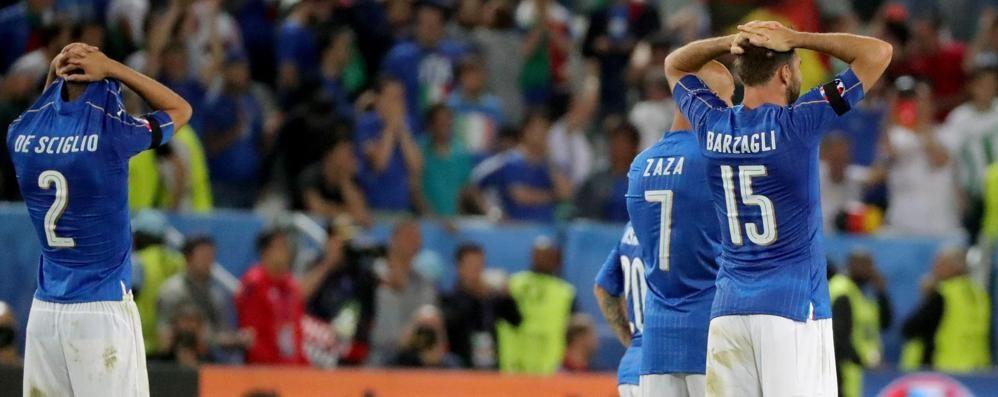 Italia battuta ai calci di rigore La Germania è in semifinale - Foto
