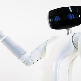 2017, l'anno del robot tutto italiano Ecco il maggiordomo che avremo a casa