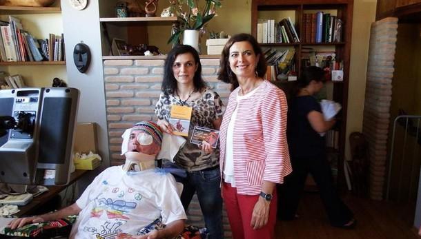 Boldrini,doppio dolore per morte Fanelli