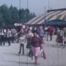 Gardaland, 41 anni fa l'inaugurazione  Viaggio tra le immagini del 1975 - Video