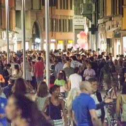 Giovedì sera c'è Bergamo Balla Tutto pronto, ecco il programma