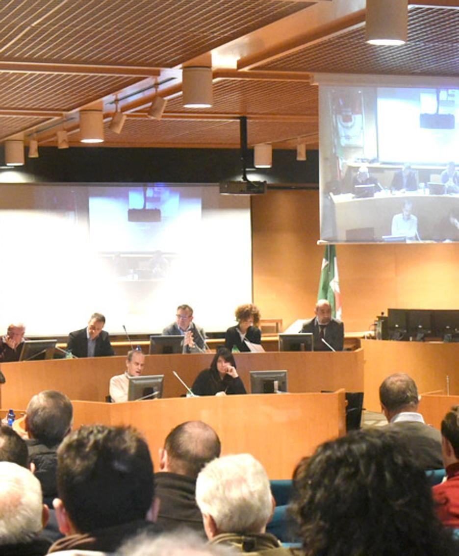 Il consiglio comunale di Seriate