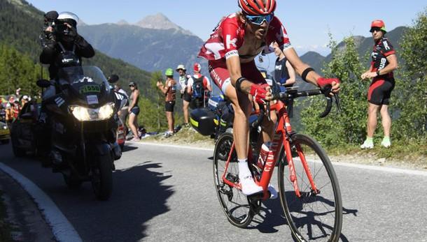 Tour: 17/a tappa, vittoria russo Zakarin