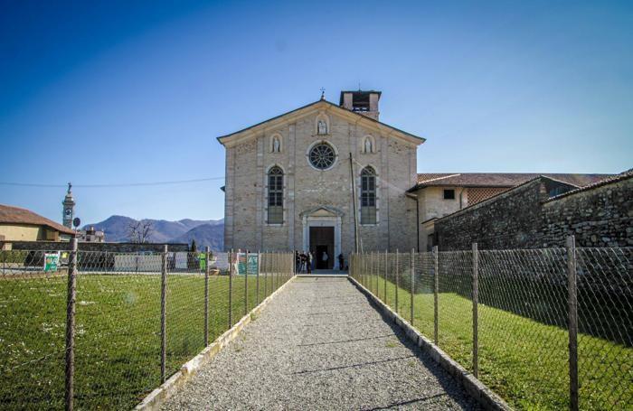 Bergamo Regina Del 171 Luoghi Del Cuore 187 Chiesa Di Almenno