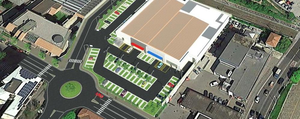 Area ex Longhi, cantiere da settembre Market e strada per il nuovo palasport
