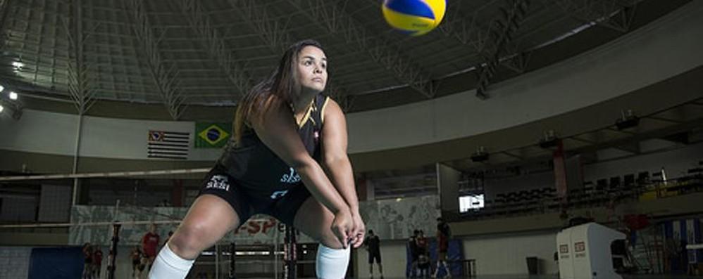 Foppa, dal Brasile arriva Suelen  «È un onore giocare a Bergamo»