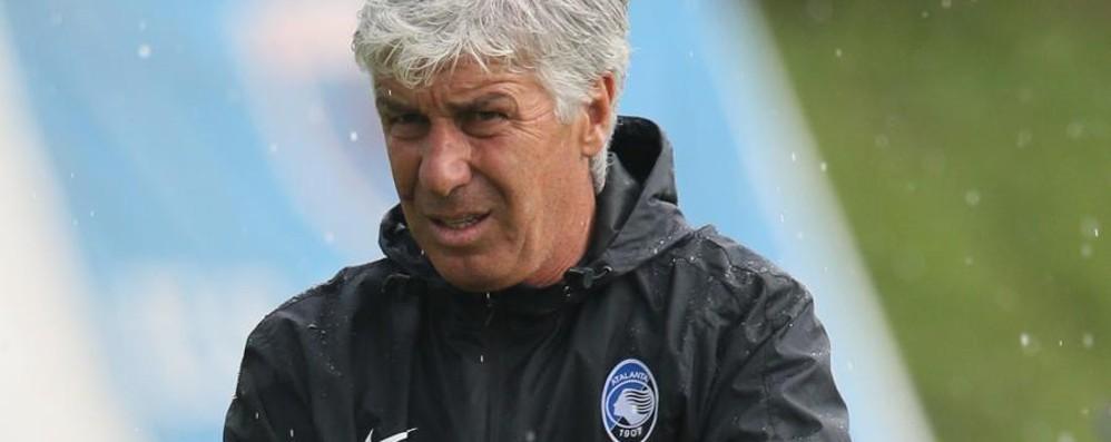 Gasperini: «Positivo iniziare a Bergamo Subito test importante contro la Lazio»