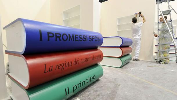 Salone Libro, accordo Torino-Gl events