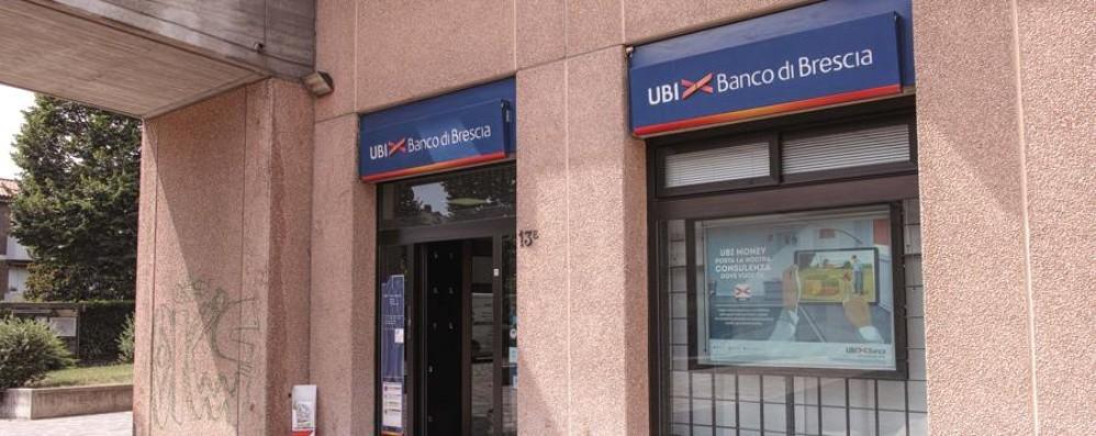 Chiusure Ubi nella nostra provincia  In città il Banco di Brescia in via Tremana