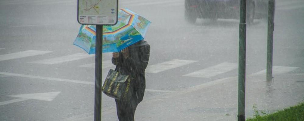 Meteo: incerte le previsioni per domenica Regione: criticità ordinaria per temporali