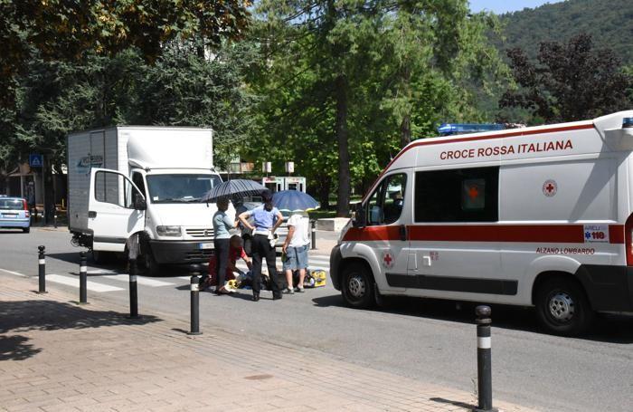 L'incidente a Monterosso
