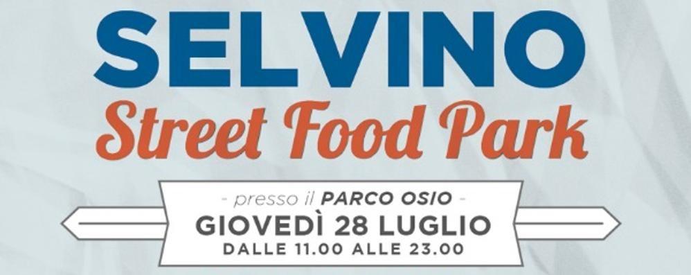 Street Food Park giovedì 28 a Selvino