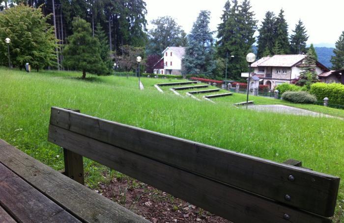 Il parco Osio di Selvino