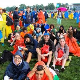 I giovani a Cracovia non hanno paura «Alla Gmg va in scena la pace» - Video