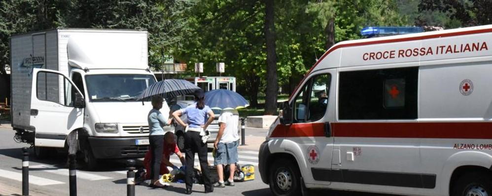 Incidente mortale a Monterosso La polizia locale cerca testimoni