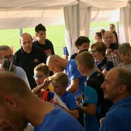 Atalanta, in bocca al lupo dal Club Amici Raimondi: «Io capitano? Un onore»