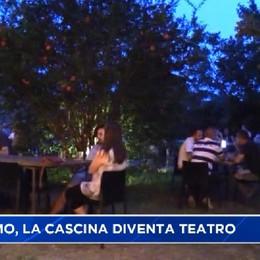 Bergamo. A Grumello del Piano, con il teatro rivive la tradizione della cascina