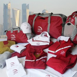 Le maglie del Qatar «Made in Bergamo» Da Grassobbio alle Olimpiadi di Rio