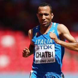 Mancati test antidoping, il Coni lo esclude Da Cividino niente Rio per Jamel Chatbi