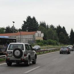 Via Autostrada, multe valide  «Sono 200 sanzioni in tre anni»