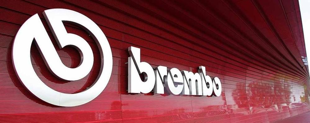 Brembo «senza freni»: +42,8% di utile 1,1 miliardi di ricavi nel primo semestre