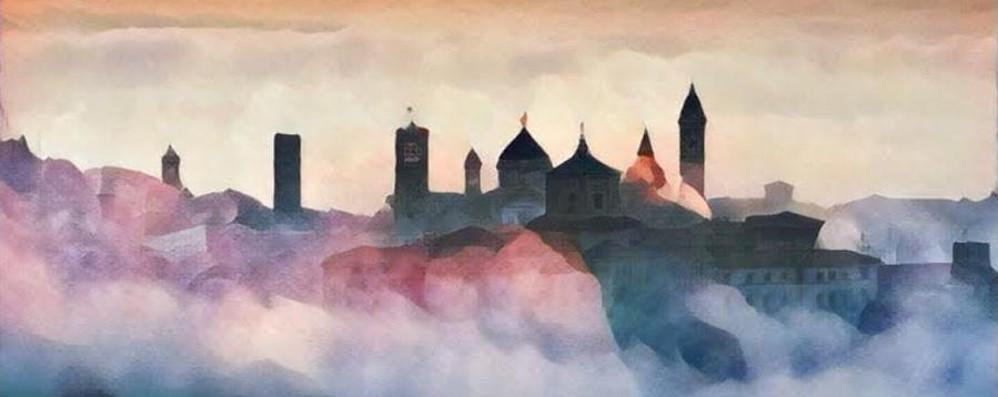 Con Prisma diventi un'opera d'arte Ecco l'effetto sulle foto di Bergamo