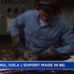 Economia, vola l'export made in Bergamo
