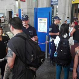 Ennesimo falso allarme bomba Evacuata la stazione metro a Milano