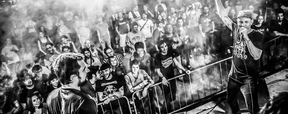 Libera la festa, libera la musica Quattro giorni di concerti a Osio Sopra