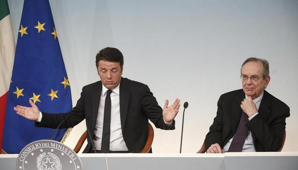 Renzi, corsia preferenziale investimenti