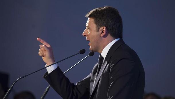 Renzi, mai più Sanità in mano a politica
