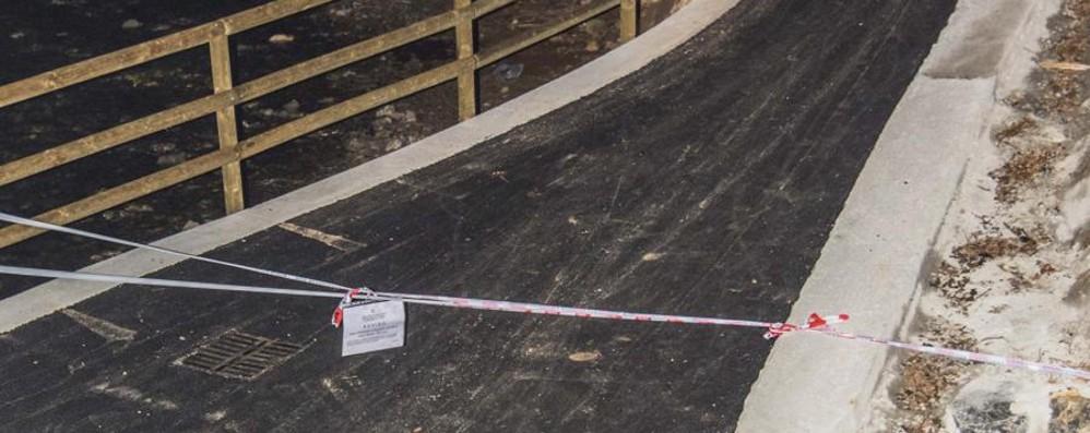 Sequestrato cantiere della ciclopedonale Valle del Lujo: violazione ambientale