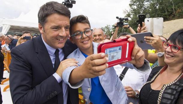 Ue: Renzi, l'austerity è una follia