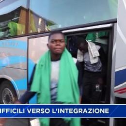 Profughi, a Bergamo sono 1817. Tra formazione e volontariato i difficili passi verso l'integrazione