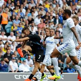 Atalanta sconfitta a Leeds: 2-1 /video La rete nerazzurra di D'Alessandro