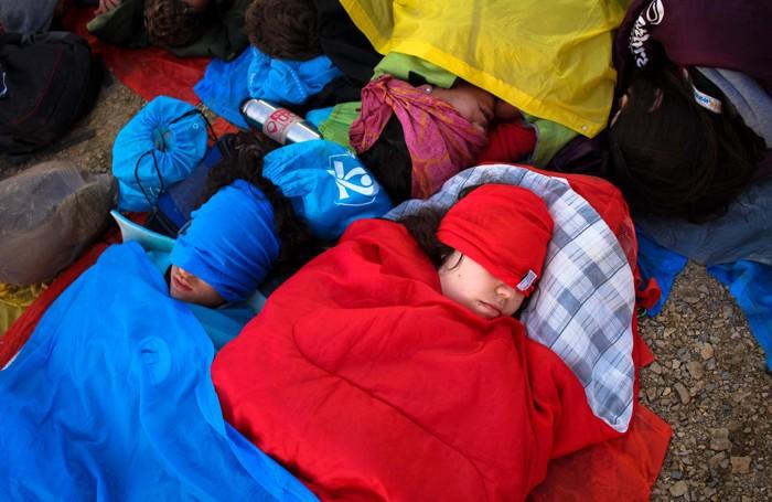I bergamaschi alla Gmg ancora immersi nel sonno