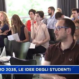 Bergamo 2.035, la città che verrà nelle idee e proposte degli studenti