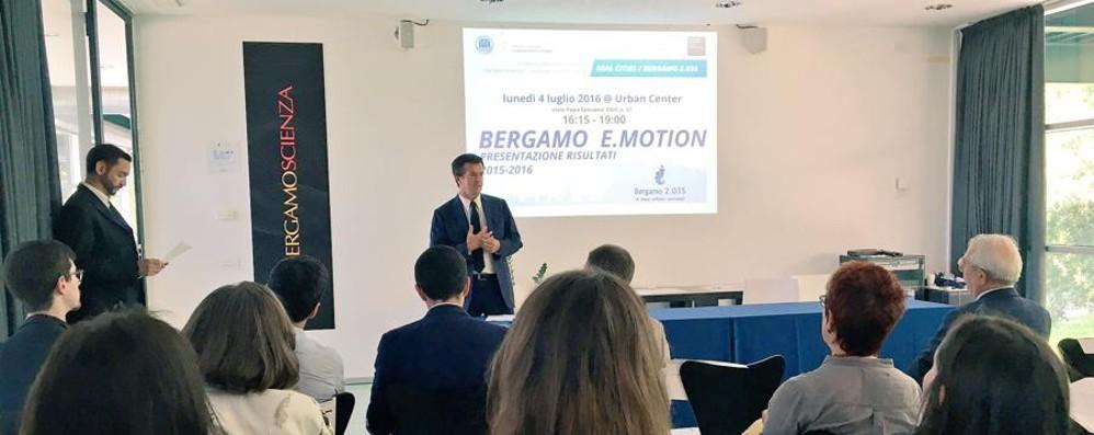 Bergamo 2.035, nuova mobilità per la città Ecco i cinque progetti degli universitari