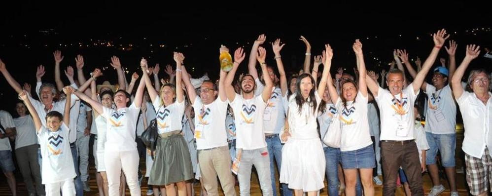 L'ultima notte sulla passerella - Video Voci, volti e la grande festa  finale